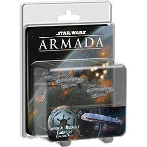 Star Wars Armada: Imperial Assault Carriers Expansion Pack (Presell)
