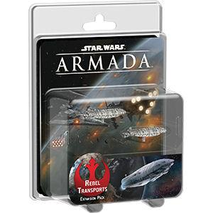 Star Wars Armada: Rebel Transports Expansion Pack (Presell)
