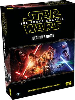 Star Wars: The Force Awakens Beginner Game (Fantasy Flight Games)