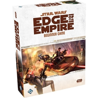 Star Wars RPG Edge Of The Empire Beginner Game