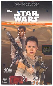 Star Wars: The Force Awakens Series 2 Hobby Box (Topps 2016)
