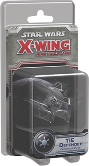 Star Wars X-Wing Miniature Game: TIE Defender Expansion Pack