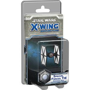 Star Wars X-Wing Miniatures Game: Special Forces TIE Expansion Pack (Presell)
