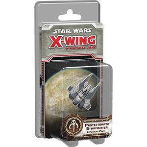 Star Wars X-Wing Miniatures Game: Protectorate Starfighter Expansion Pack (Presell)