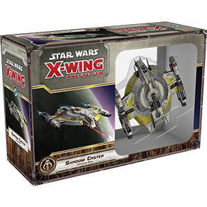 Star Wars X-Wing Miniatures Game: Shadow Caster Expansion Pack (Presell)