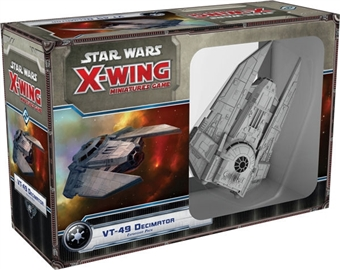 Star Wars X-Wing Miniatures Game: VT-49 Decimator Expansion Pack