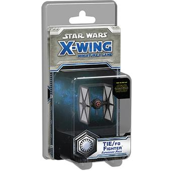Star Wars X-Wing Miniatures Game: The Force Awakens TIE/fo Expansion Pack