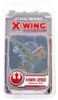 Star Wars X-Wing Miniatures Game: HWK-290 Light Freighter Expansion Pack