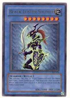 Yu-Gi-Oh SD Yugi Single Black Luster Soldier Ultra Rare (SYE-024)