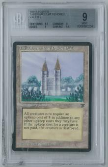 Magic the Gathering Legends Single The Tabernacle at Pendrell Vale BGS 9.0 (9.5, 9, 9, 9.5)