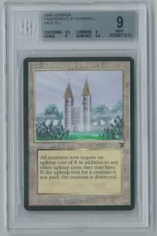 Magic: the Gathering Legends The Tabernacle at Pendrell Vale Single BGS 9 (9.5, 9, 9, 9.5)