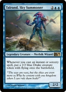 Magic the Gathering 2013 Single Talrand, Sky Summoner UNPLAYED NM/MT