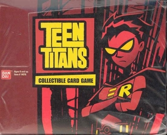 Bandai Teen Titans Go! Series 1 Booster Box