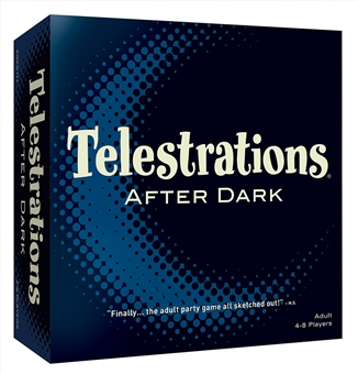 Telestrations After Dark (USAopoly)