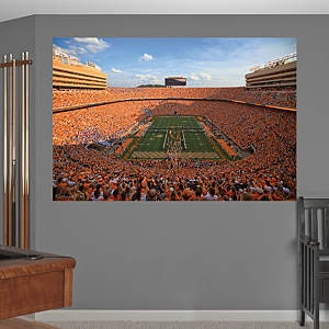 "Fathead Tennessee Volunteers Stadium Mural Wall Graphic 6'0"" x 4'0"""