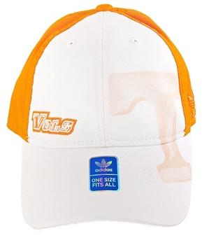 Tennessee Volunteers Adidas Team Slope Flex Hat (One Size Fits All)
