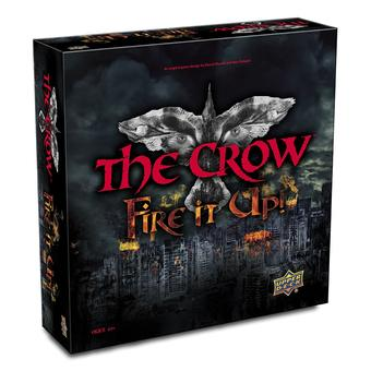 The Crow: Fire It Up Board Game (Upper Deck)