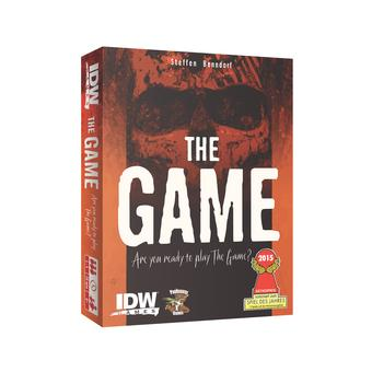 The Game (IDW)
