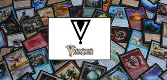 Magic the Gathering Visions A Complete Set SLIGHT PLAY - (SP)
