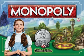 Monopoly: The Wizard of Oz 75th Anniversary Collector's Edition (USAopoly)
