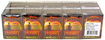 The Hobbit: An Unexpected Journey HeroClix 10ct Marquee Figure Brick