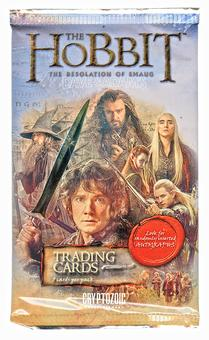 The Hobbit: The Desolation of Smaug Trading Cards Pack (Cryptozoic 2015)