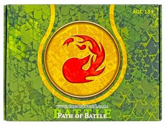 Magic the Gathering Theros Prerelease Deck Path of Battle