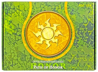 Magic the Gathering Theros Prerelease Deck Path of Honor