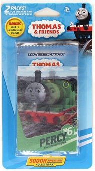 Thomas & Friends Sodor Adventures Trading Cards (2 Packs)