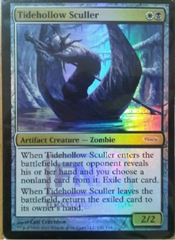 Magic the Gathering Promo Single Tidehollow Sculler Foil (FNM)