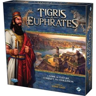 Tigris and Euphrates (Fantasy Flight Games)