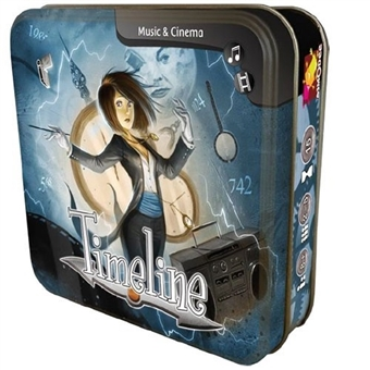 Timeline: Cinema & Music (Asmodee)