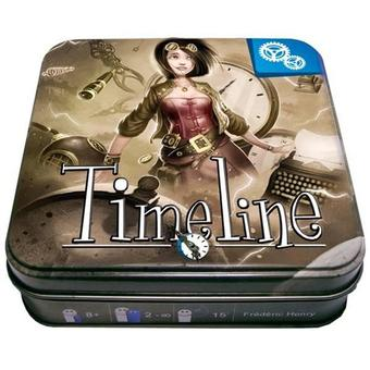 Timeline: Inventions (Asmodee)