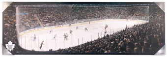 Toronto Maple Leafs Air Canada Centre Artissimo 15x47 Canvas