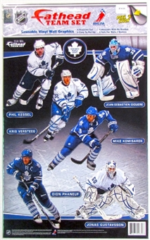 Fathead 2010-11 Toronto Maple Leafs Team Set (Phaneuf)