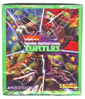 Panini Teenage Mutant Ninja Turtles Sticker 16-Box Case