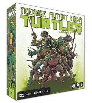 Teenage Mutant Ninja Turtles: Shadows of the Past (IDW) (Presell)