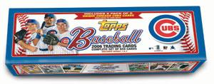 2006 Topps Factory Set Baseball (Box) (Chicago Cubs)