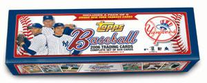 2006 Topps Factory Set Baseball (Box) (N.Y. Yankees)