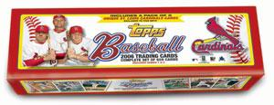 2006 Topps Factory Set Baseball (Box) (St. Louis Cardinals)