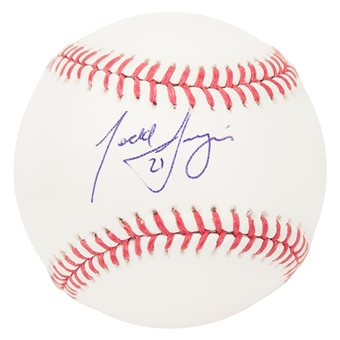 Todd Frazier Autographed Cincinnati Reds Major League Baseball (Hollywood)
