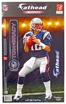 Tom Brady New England Patriots  Fathead - Regular Price $14.95 !!!