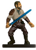 Star Wars Mini Legacy of the Force Kyle Katarn, Jedi Blademaster Figure