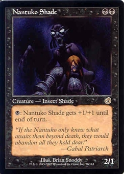 Magic the Gathering Torment Single Nantuko Shade - NEAR MINT (NM)