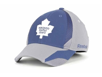 Toronto Maple Leafs Reebok Center Ice Practice Flex Hat (Size S/M)