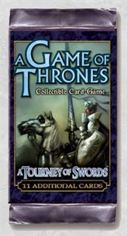 Fantasy Flight Games A Game of Thrones Tourney of Swords Edition Booster Box