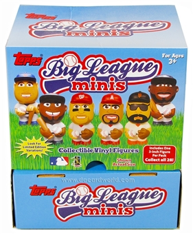 2013 Topps Big League Mini Baseball Hobby Box