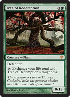 Magic the Gathering Innistrad Single Tree of Redemption - NEAR MINT (NM)