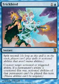 Magic the Gathering Time Spiral Single Trickbind - NEAR MINT (NM)