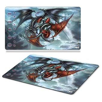 Ultra Pro Monte Moore Trinity Dragon Playmat - Regular Price $14.99 !!!